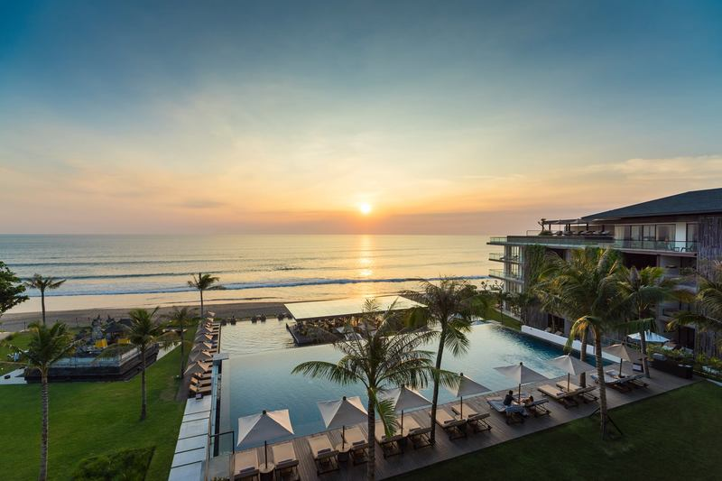 Seminyak, Bali, Indonesia | Alila Beach Bar Club