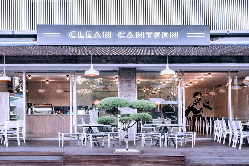 Seminyak, Bali | Clean Canteen Healthy Food