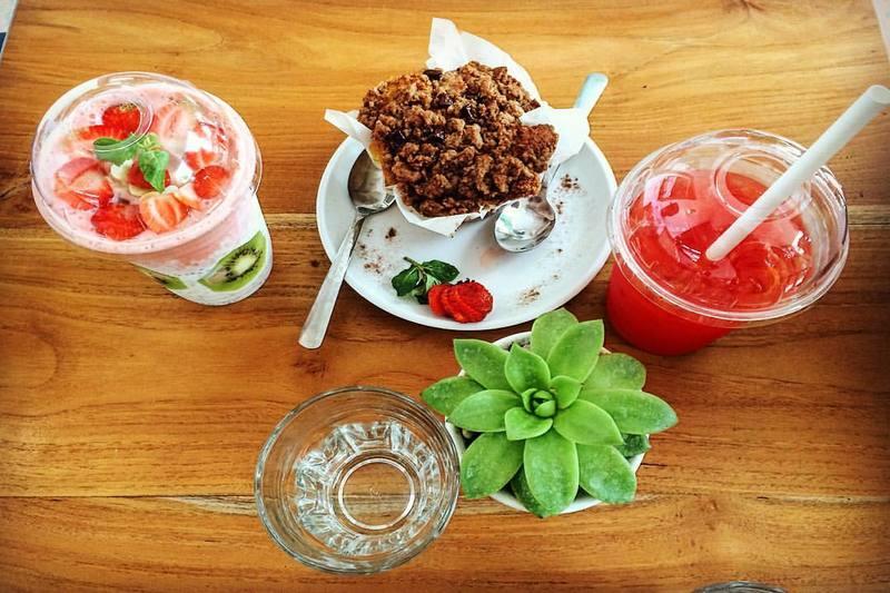Seminyak, Bali | Gofresh Cafe