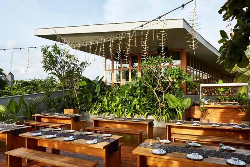 Seminyak, Bali | Kaum Restaurant