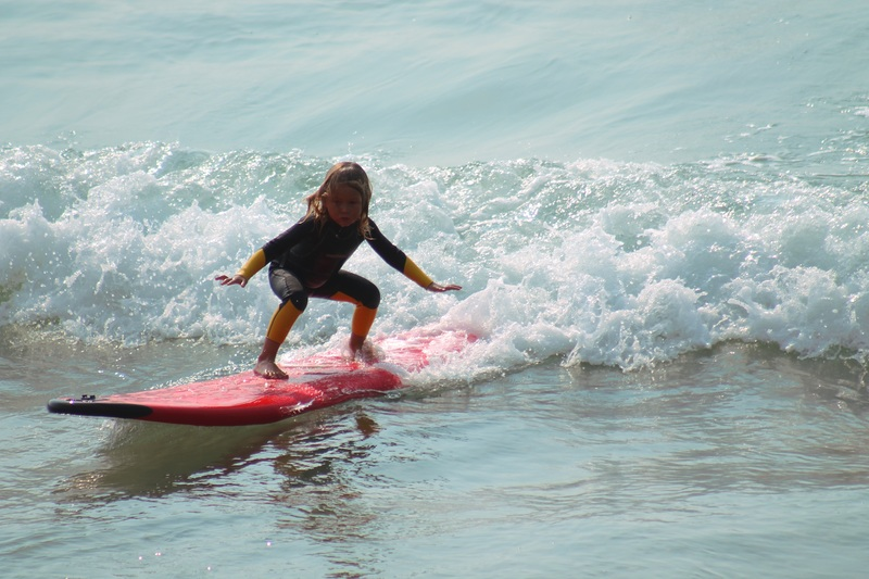 Seminyak, Bali, Indonesia | Learn Surfing Kid