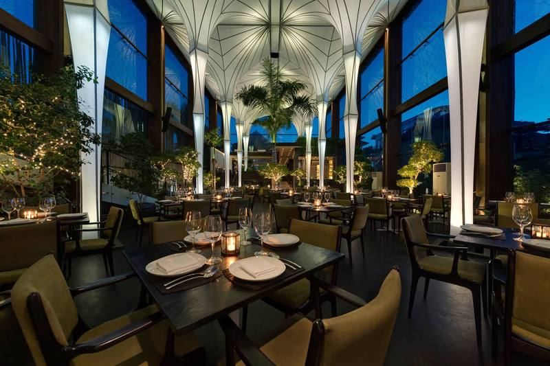 Seminyak, Petitenget, Bali | Merah Putih Restaurant