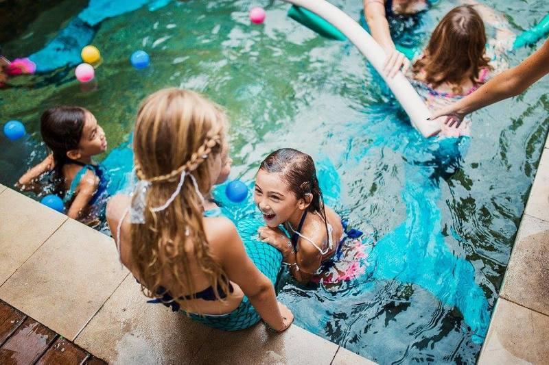 Seminyak, Bali, Indonesia | Mermaid Party Putri Siren