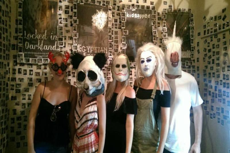 Seminyak, Bali, Indonesia | Totem Room Escape Challenge