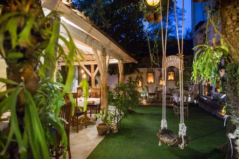 Seminyak, Bali | Zibiru Restaurant