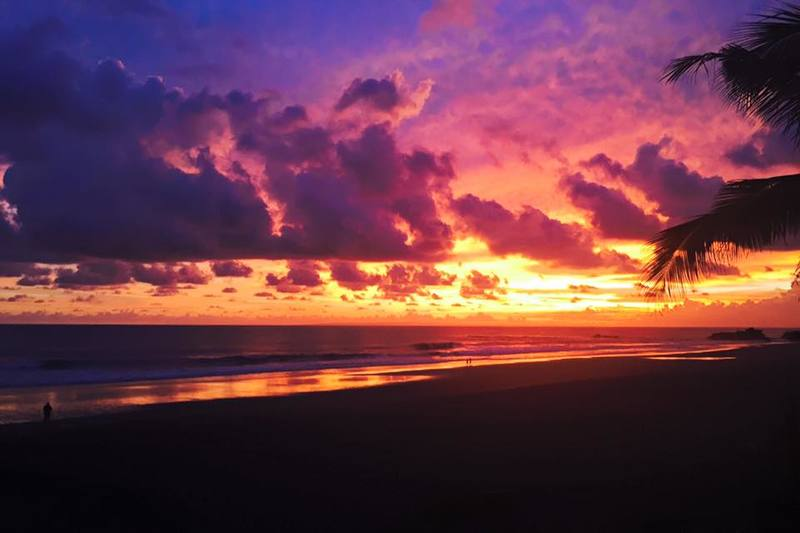 Balian, Bali | Beach Sunset