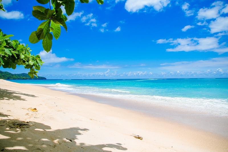 Candidasa, Bali | White Sand Beach