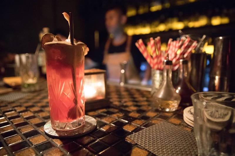 Seminyak Bali | Baker Street Social Bar