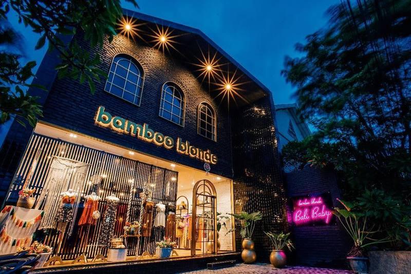 Seminyak Bali | Bamboo Blonde Fashion Store