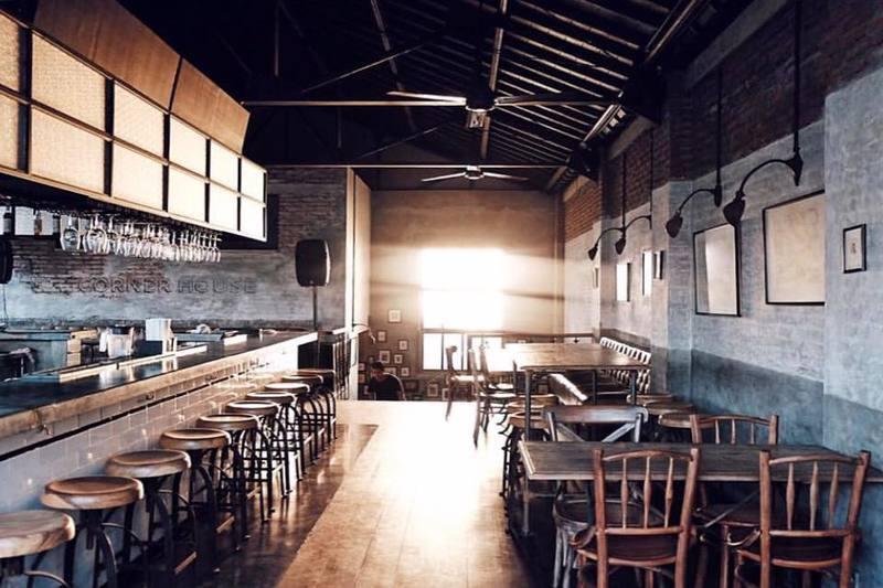 Seminyak Bali | Corner House Cafe