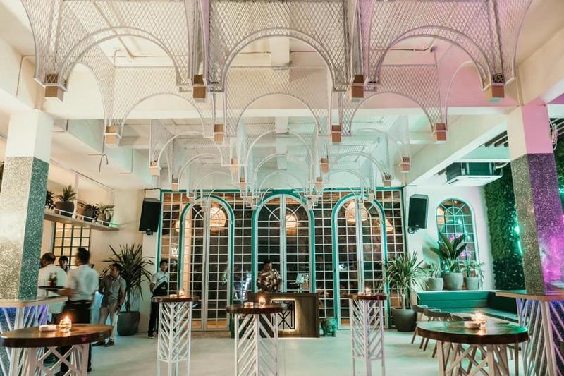 Seminyak Bali | Mixology Terrace Bar