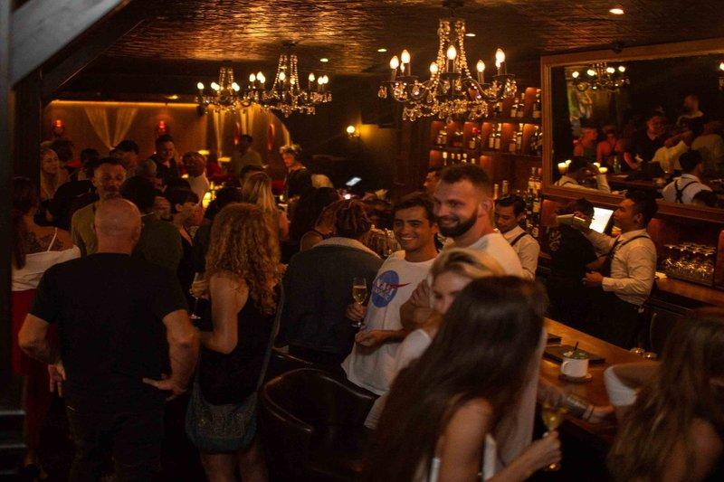 Seminyak Bali | Rebenga Lounge Bar