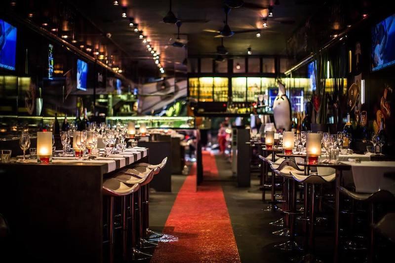 Seminyak Bali | Red Carpet Champagne Bar