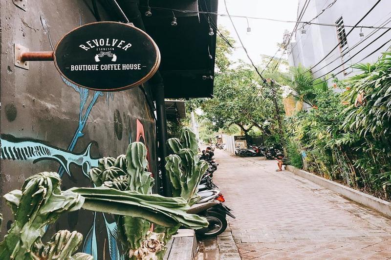 Seminyak Bali | Revolver Espresso Cafe