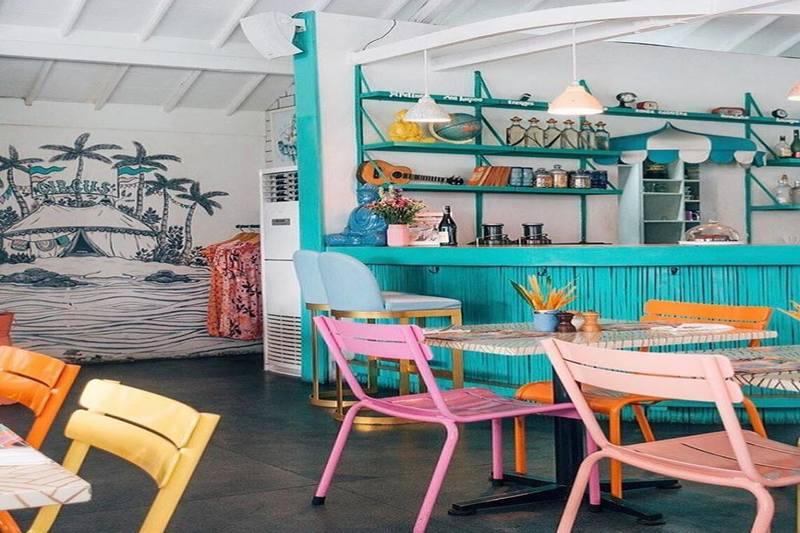 Seminyak Bali | Sea Circus Cafe