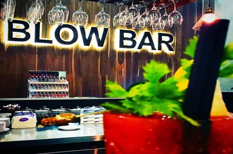 Seminyak Blow Bar Bali Nail Polishes Cocktail
