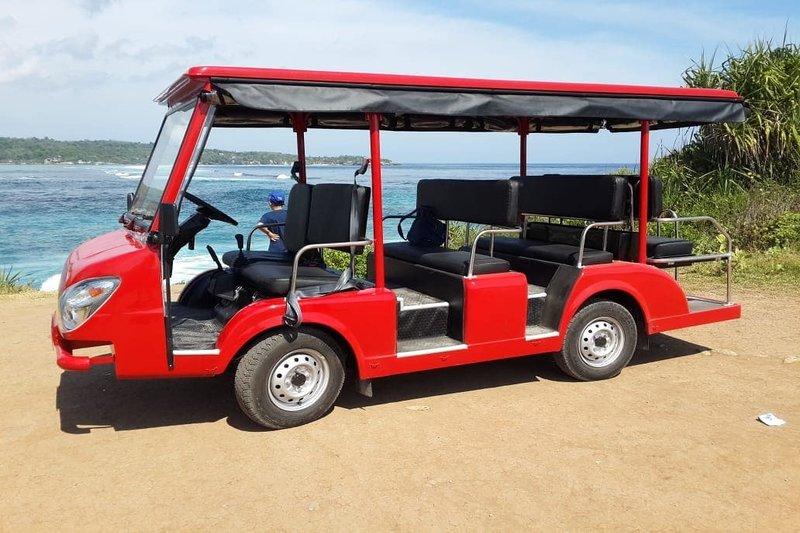 Buggy Car Rental Nusa Lembongan Bali