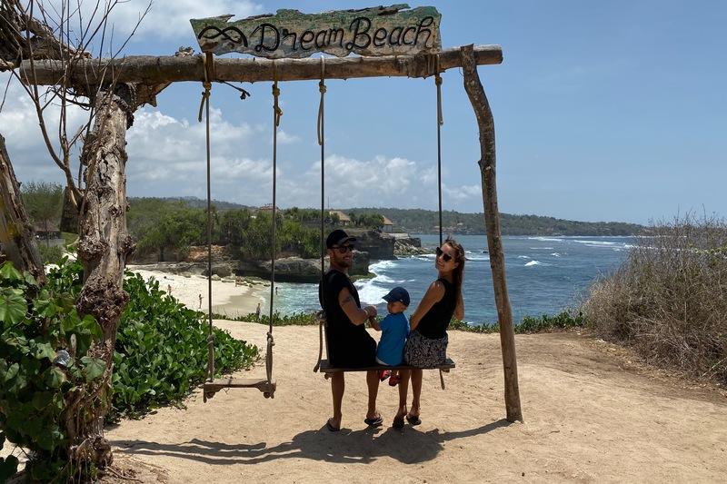 Family Dream Beach Nusa Lembongan Bali