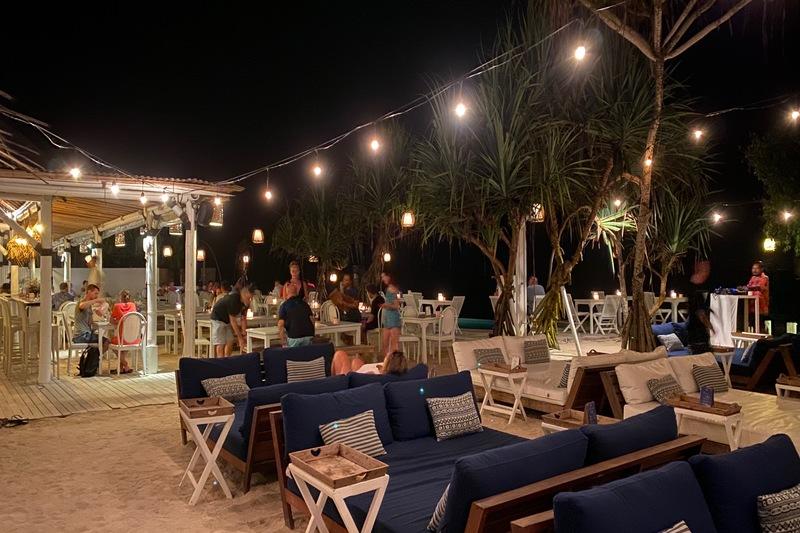 Sandy Beach Club Nusa Lembongan Bali
