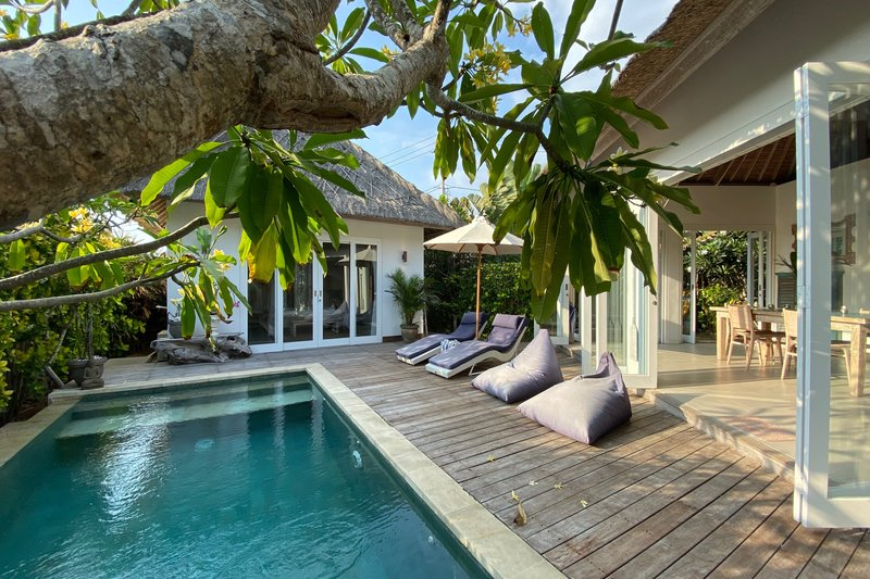 Villa Escape Swimming Pool Nusa Lembongan Bali