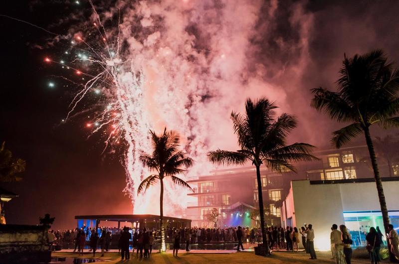 Alila Seminyak New Year Seminyak Bali