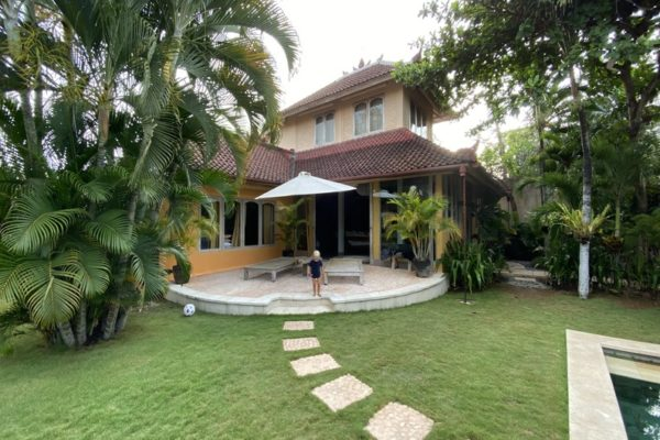 Garden Kid Villa Seminyak Bali