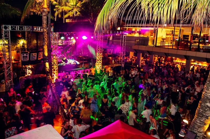 Kudeta New Year Seminyak Bali