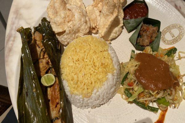 Pepes Ikan Batik Restaurant Seminyak Bali