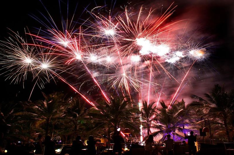 W Bali New Year Seminyak Bali
