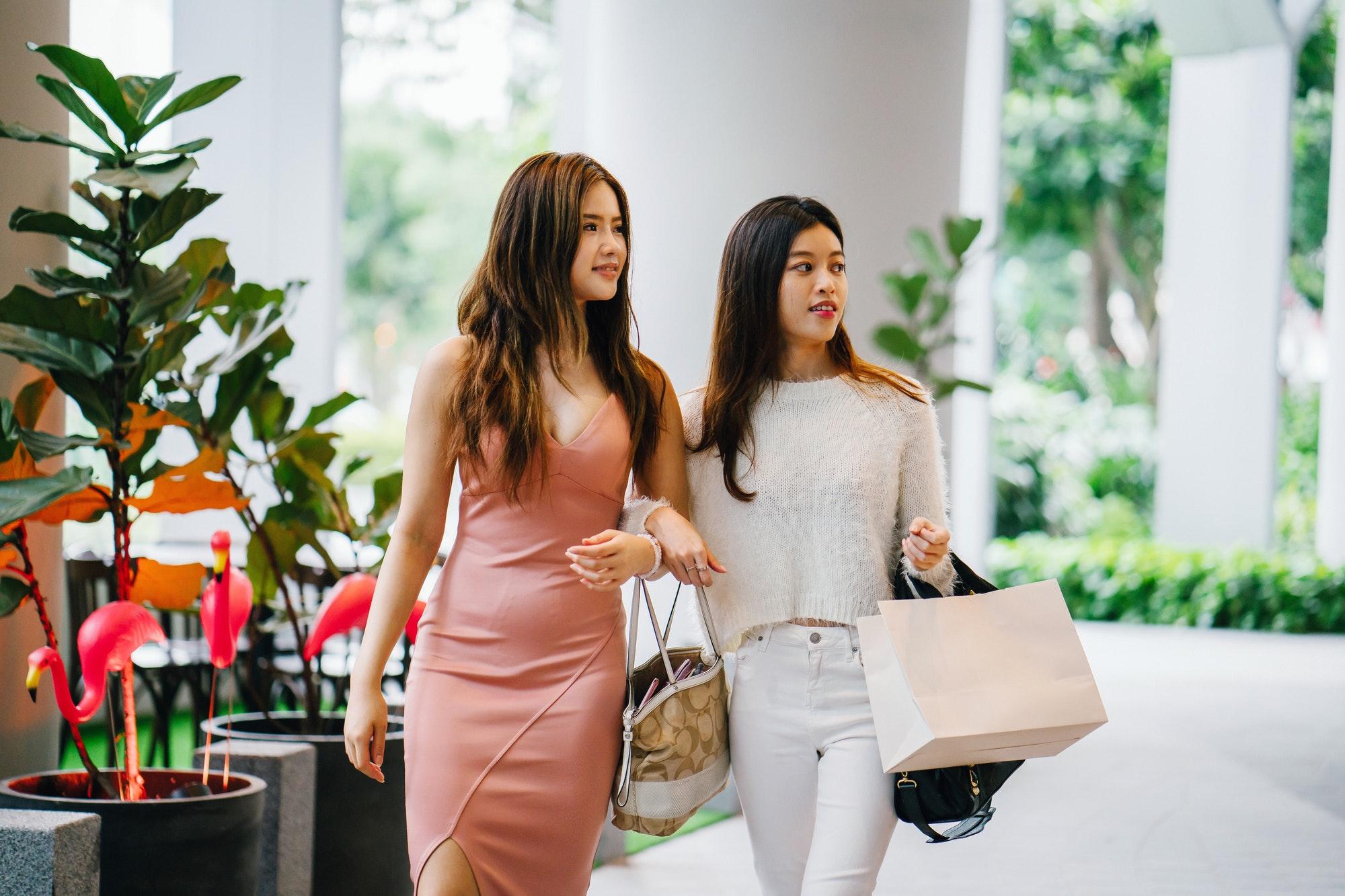 Walking-Shopping Routes in Seminyak